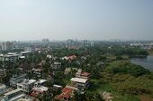 General View Of The City, Cochin (kochi), Kerala, South India