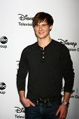 LOS ANGELES - JAN 10:  Justin Prentice attends the ABC TCA Winter 2013 Party at Langham Huntington H