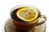 tea and lemon
