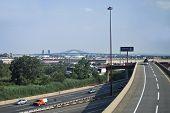 Overpass NJ Turnpike