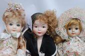 Retro Porcelain Doll