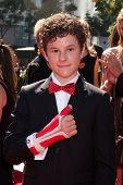 LOS ANGELES - SEP 15:  Nolan Gould at the Creative Emmys 2013 - Arrivals at Nokia Theater on Septemb