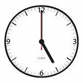 Clock - 5.00