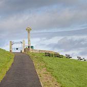 Padstow Cornwall First World War Memorial.