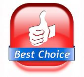best choice red button top quality label best icon best product comparison button with text and word concept