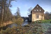 picture of water-mill  - The T - JPG
