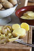 Peel The Potato