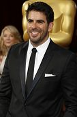 LOS ANGELES - MAR 2:: Eli Roth  at the 86th Annual Academy Awards at Hollywood & Highland Center on