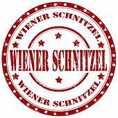 Wiener Schnitzel-stamp