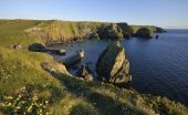 Scovarn Rock Mullion Cove