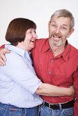 image of friendship belt  - Senior couple 1 - JPG