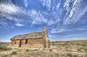 Desert Stone House
