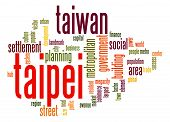 Taipei  Word Cloud