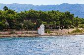 Brac Island lighthouse