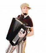 Accordion Musician