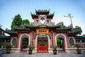 Fujian Assembly hall - Hoi An - Quang Nam - Central Vietnam