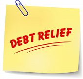 Debt Relief Message
