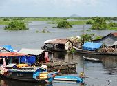 Around Tonle Sap