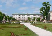 Palace Of Mirabell And Gardens, Salzburg, Austria