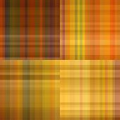 art abstract colorful geometric pattern; tiled background in beige, brown, red and green colors