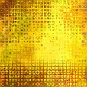art abstract pixel geometric pattern background in gold and brown colors