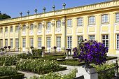Royal Palace In Wilanow, Warsaw, Poland