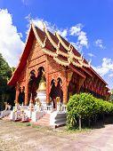 Chiang Yuen Temple, Thailand