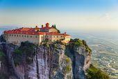 The Holy Monastery of Varlaam, Greece