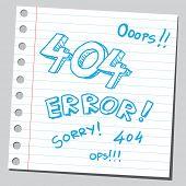 Error signs