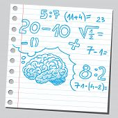 Brain calculate