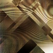art abstract geometric textured colorful background in brown and white colors