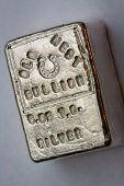 OLD WEST BULLION 6.05 Troy Ounce Silver Bar