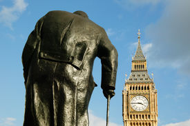 picture of prime-minister  - Winston Churchill - JPG