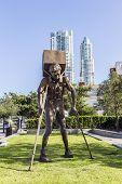 Miami Sculpture Marks 50-year Anniversary Of Cuba's Child Exodus