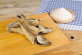 Salt Cured Whiting