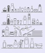 Beauty And Care Elements