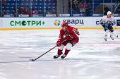 D. Tsiganov (10) Dribble