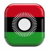 Malawi Flag Icon Image