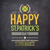 image of saint patrick  - Happy St - JPG