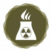 Radioactivity Icon