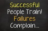 Successful People Train