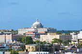 Coastal Buildings Of San Juan Puerto Rico