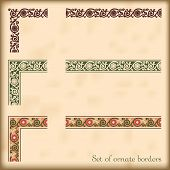 Seamlessly Tiling Small Borders With Corner Elements