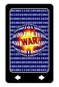 Smartphone And Digital War