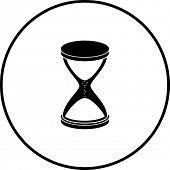 sand clock symbol