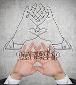 Partnership Hands