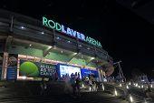 Australian Open tennis Rod Laver Arena