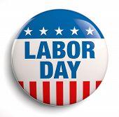 foto of labor  - Labor Day USA design icon - JPG