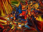 Vivid Stained Glass