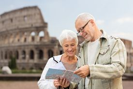 stock photo of retirement age  - family - JPG